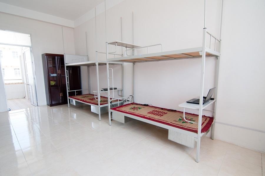 Kết quả hình ảnh cho Ưu điểm của giường tầng sắt có hòm đựng đồ Xuân Hòa