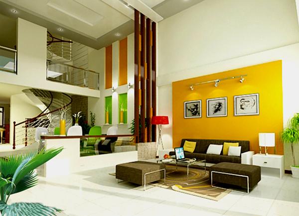 Chọn nội thất Xuân Hòa thiết kế ngôi nhà ấn tượng