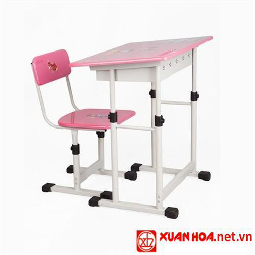 Bàn ghế học sinh BHS-13-05PU