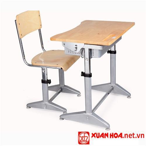 Bàn ghế học sinh BHS-14-04CS