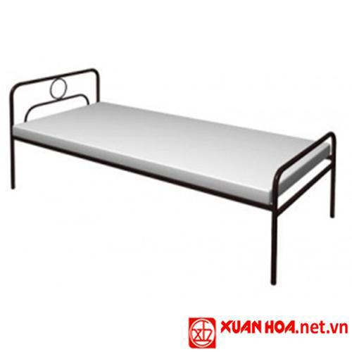 Giường sắt đơn với những mẫu thiết kế đầy tính nghệ thuật